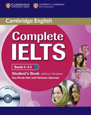 Image for Complete IELTS Bands 5-6.5 Student's Book without Answers