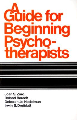 Image for A Guide for Beginning Psychotherapists