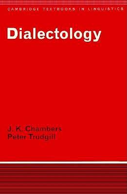 Dialectology, Chambers, J.K.