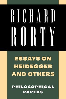 Image for Essays on Heidegger and Others: Philosophical Papers, Volume 2