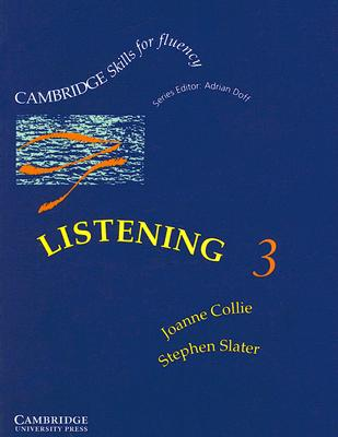 Image for Cambridge Skills for Fluency: Listening 3 Student's Book