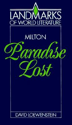 Image for Milton: Paradise Lost (Landmarks of World Literature)