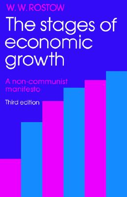 The Stages of Economic Growth: A Non-Communist Manifesto, Rostow, W. W.