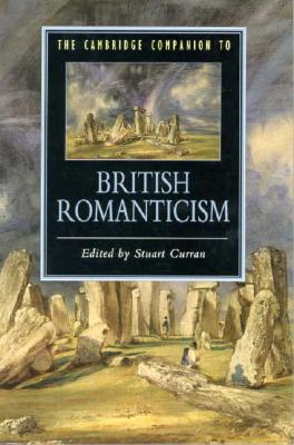 Image for CAMBRIDGE COMPANION TO BRITISH ROMANTICISM