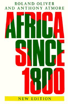 Image for Africa Since 1800