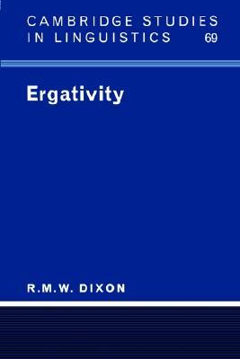 Image for Ergativity (Cambridge Studies in Linguistics)