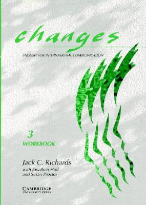 Image for Changes 3 Workbook  English for International Communication
