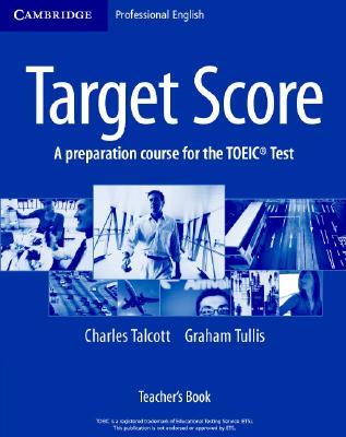 Image for Target Score Teacher's Book