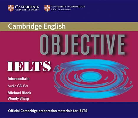 Image for Objective IELTS Intermediate Audio CDs