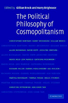 Image for The Political Philosophy of Cosmopolitanism