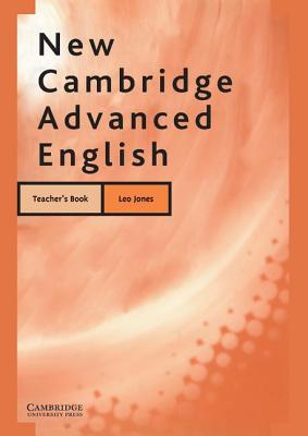 Image for New Cambridge Advanced English Teacher's Book
