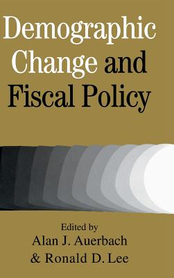 Image for Demographic Change and Fiscal Policy