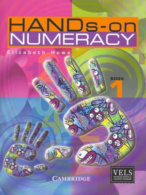 Image for Hands-on Numeracy Book 1