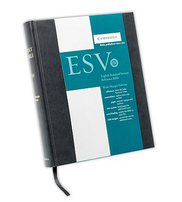 Image for ESV Wide Margin Reference Bible, ES741:XM