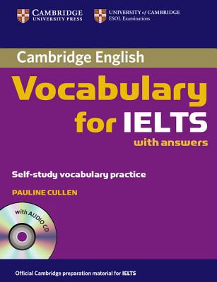 Image for Cambridge Vocabulary for IELTS with answers and Audio CD