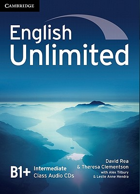 Image for English Unlimited Intermediate Class Audio CDs (3)