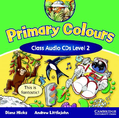 Image for Primary Colours 2 Class Audio CD