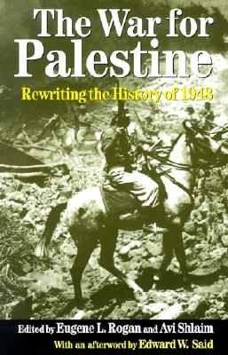 Image for The War for Palestine: Rewriting the History of 1948 (Cambridge Middle East Studies)