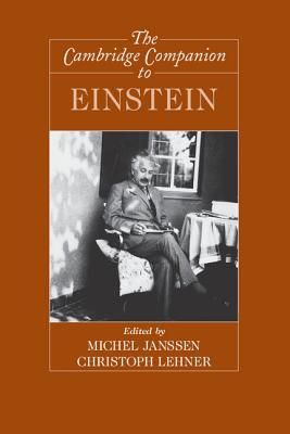 Image for The Cambridge Companion to Einstein (Cambridge Companions to Philosophy)