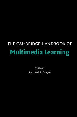 Image for CAMBRIDGE HANDBOOK OF MULTIMEDIA LEARNING, THE