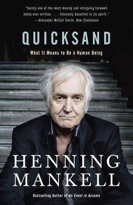 Image for Quicksand: What It Means to Be a Human Being