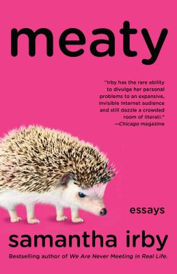 Image for Meaty: Essays by Samantha Irby