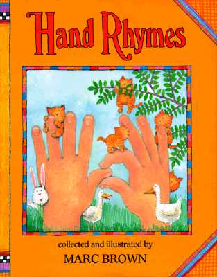 Image for Brown Marc : Hand Rhymes (Hbk) (Picture Puffins)