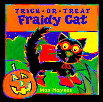 Image for Trick-or-Treat Fraidy Cat (Lift-the-flap Books)