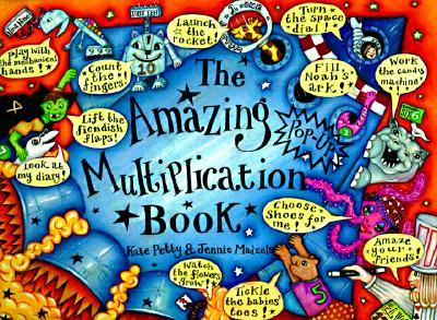 Image for The Amazing Pop-up Multiplication Book
