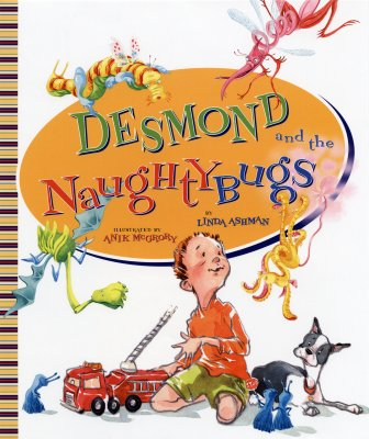 Image for Desmond and the Naughtybugs