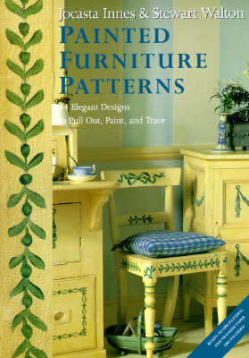 Image for Painted Furniture Patterns/34 Elegant Designs to Pull Out, Paint, and Trace