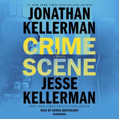 Image for Crime Scene: A Novel (Clay Edison)