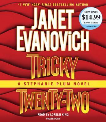 Image for Tricky Twenty-Two: A Stephanie Plum Novel