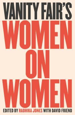 Image for Vanity Fair's Women on Women