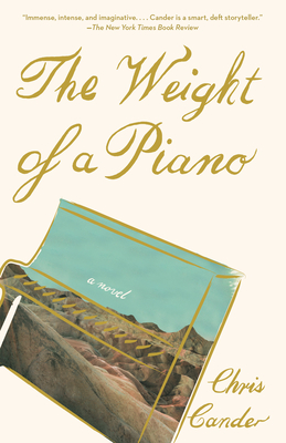 Image for The Weight of a Piano: A novel