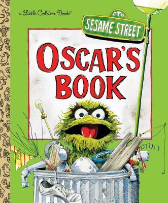 Image for Oscar's Book (Sesame Street) (Little Golden Book)