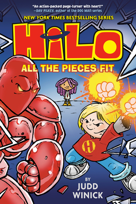 Image for HILO: ALL THE PIECES FIT (NO 6)