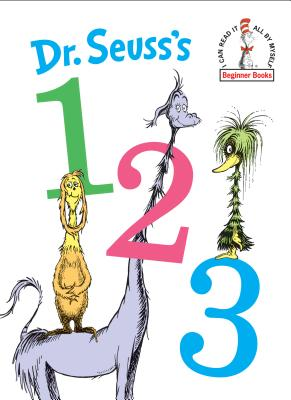 Image for Dr. Seuss's 1 2 3 (Beginner Books(R))