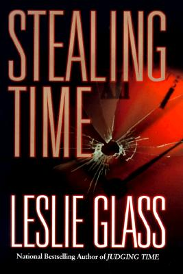 Image for Stealing Time (April Woo Suspense Novels)