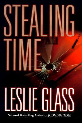 Image for Stealing Time (April Woo Suspense Novels)