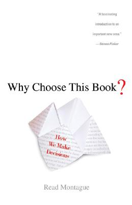 Image for Why Choose This Book?: How We Make Decisions