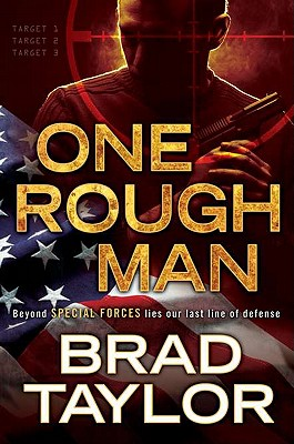 Image for One Rough Man: A Pike Logan Thriller