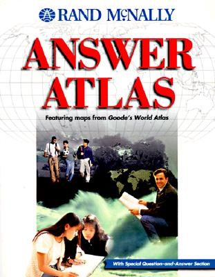Image for Rand McNally Answer Atlas: The Geography Resource for Students