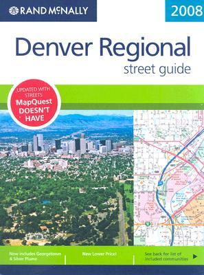 Image for Rand McNally 2008 Denver Regional Street Guide