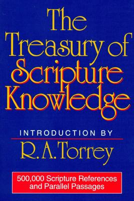 Image for The Treasury of Scripture Knowledge