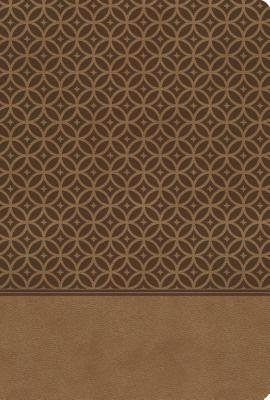 Image for King James Study Bible: Second Edition (0133NCA-Cafe au Lait Leathersoft)