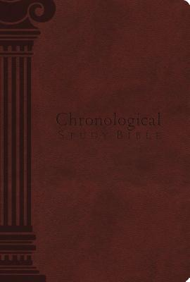 "Image for ""''The Chronological Study Bible, NKJV (2383AU-Auburn Leathersoft)''"""