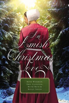 Image for An Amish Christmas Love: Four Novellas
