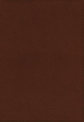 "Image for ""''KJV Ultraslim Reference Bible, Imitation Leather, Toffee Indexed''"""