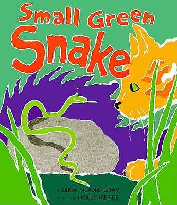 Image for Small Green Snake